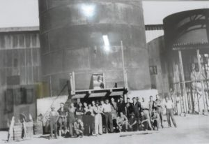 A Change of shift for the Youanmi Miner's, 4pm on 29th October 1936