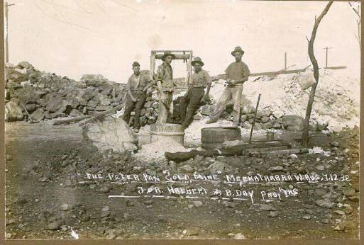 James Lindsay HALBERT – a miners profile