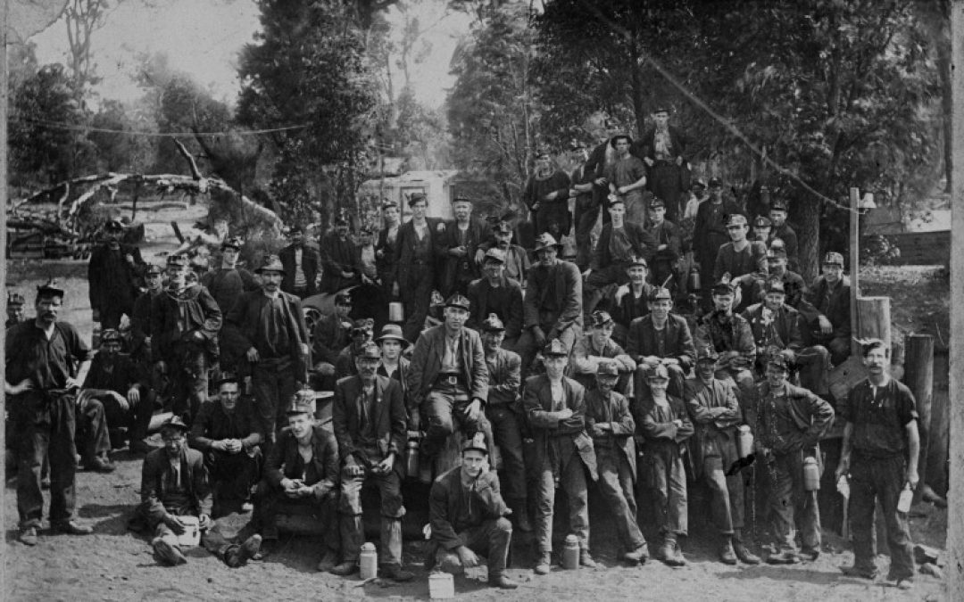 Collie Coal Miners –