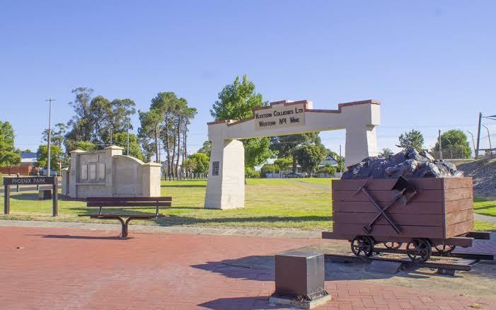 Collie Coal Miners Memorial